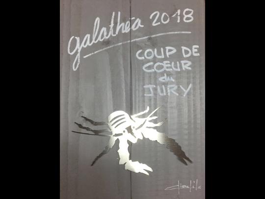 <em>Les secrets de l&#8217;ange</em> ocupa un lugar en el corazón del Jurado del Festival Galathea en Hyères