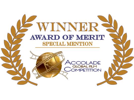 <em>The Angel's Secrets</em> gagne un prix au prestigieux Accolade Global Film Competition